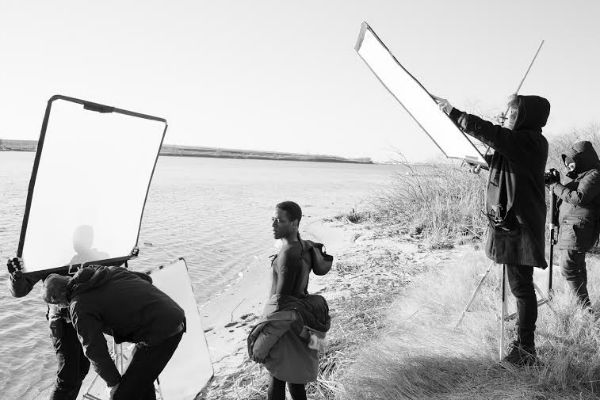 On Set-The Surf Report-Photo Bex Wade